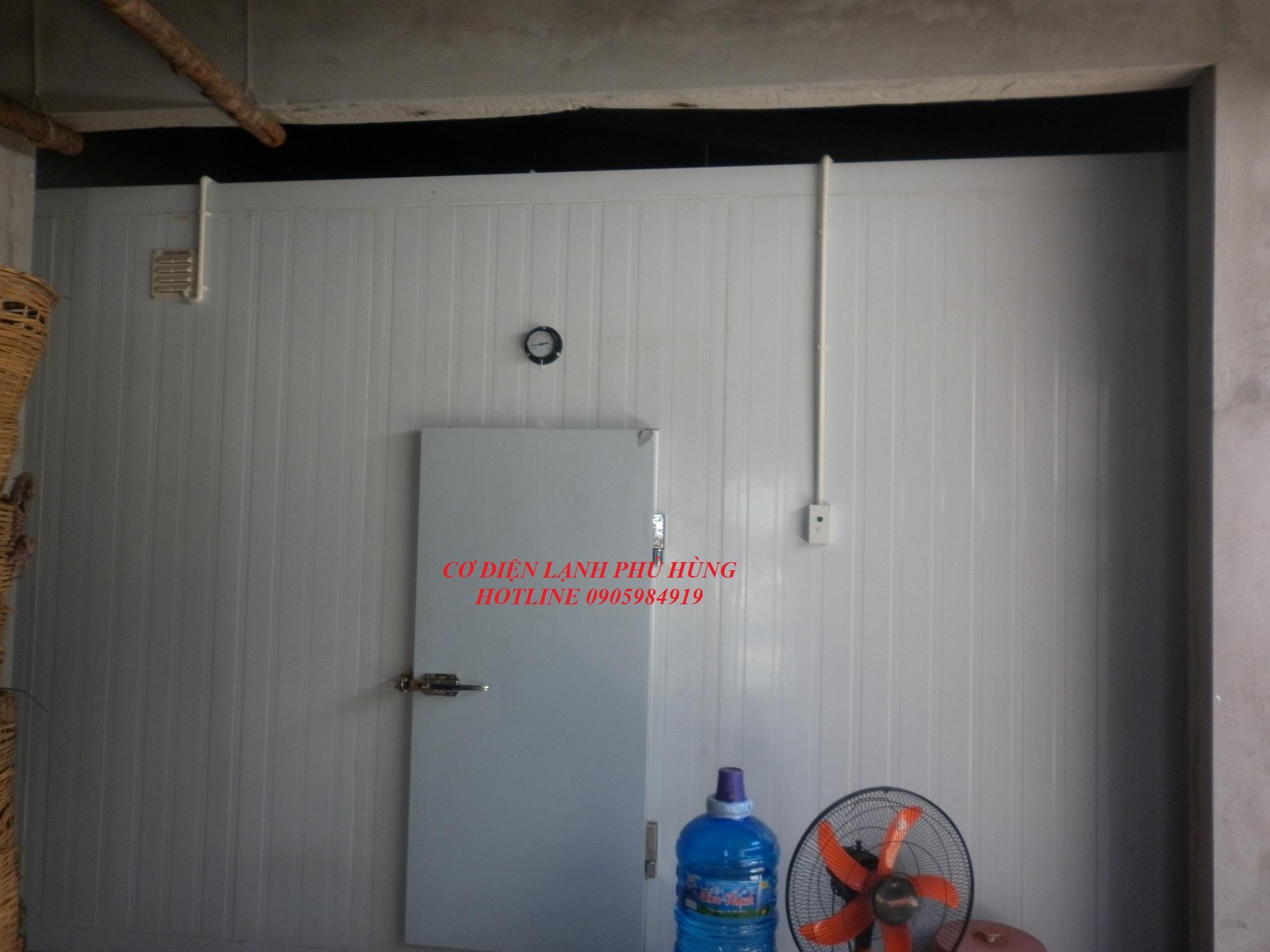 12 - Kho lạnh bảo quản mực khô - DNTN Tống Viết Hùng