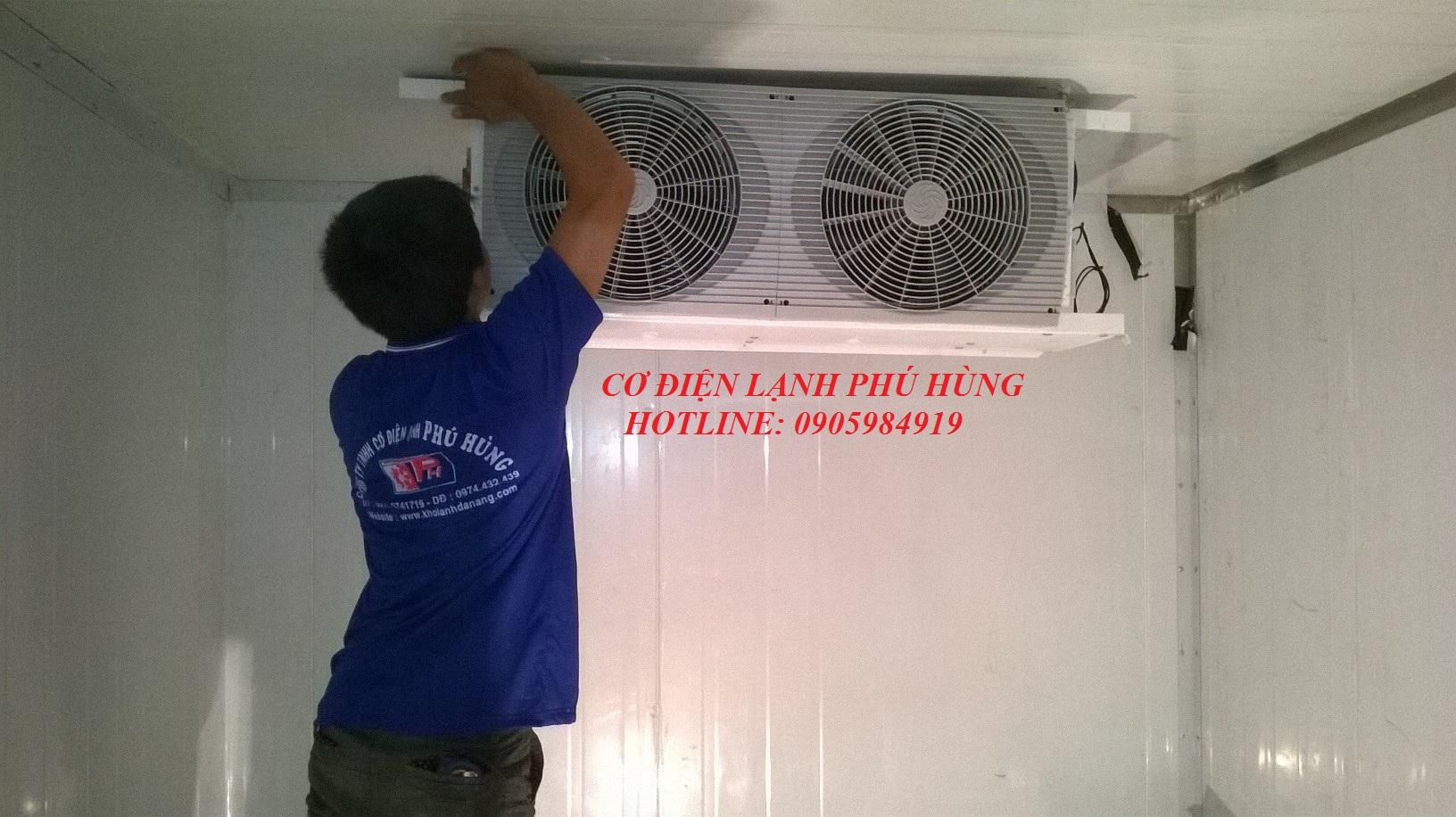 1B - Dàn lạnh công nghiệp Đà Nẵng