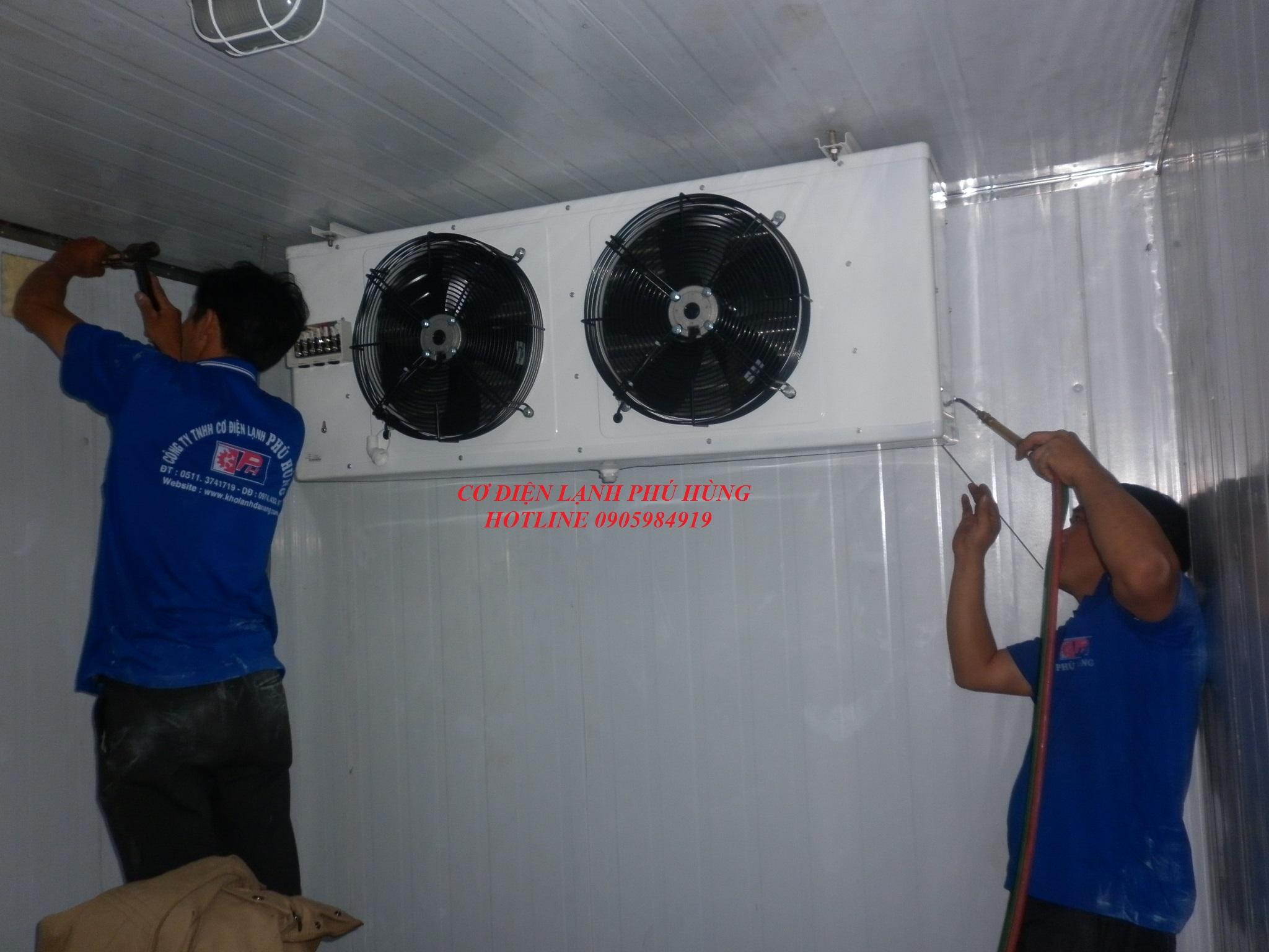 5 Dàn lạnh công nghiệp Đà Nẵng