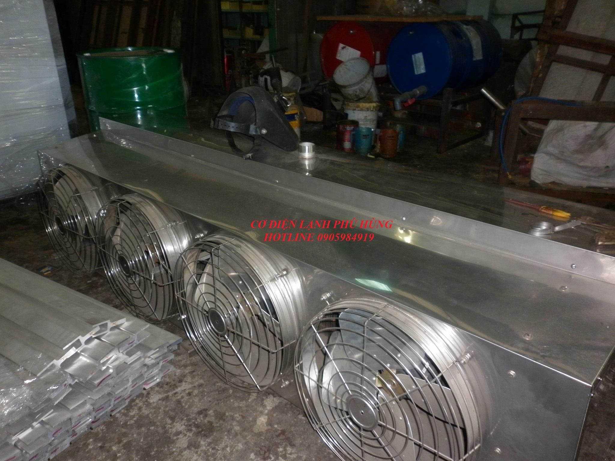7 - Dàn lạnh công nghiệp Đà Nẵng