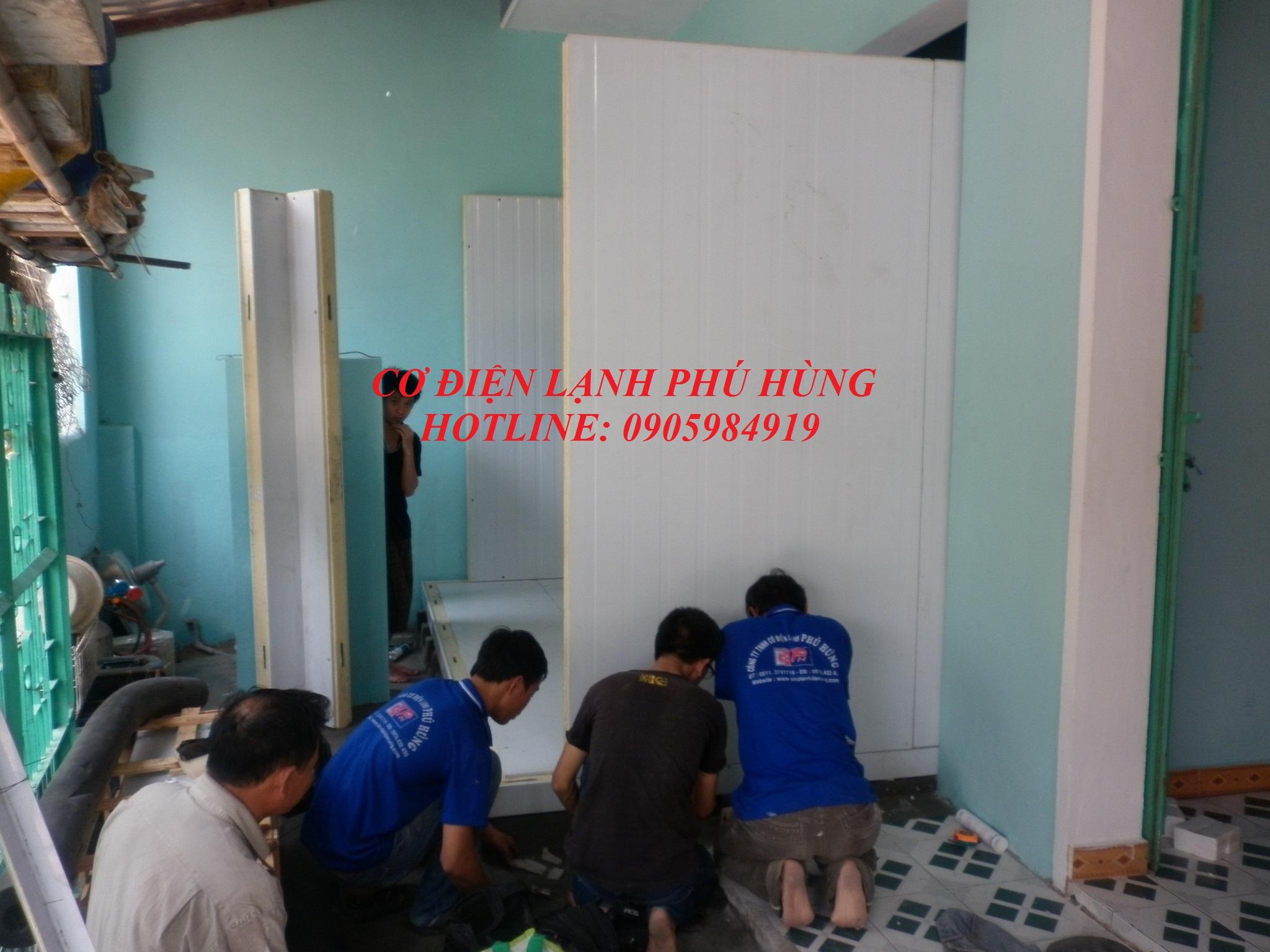 ckP1070925 - Kho lạnh bảo quản cá khô - DNTN Nguyễn Thị Thanh