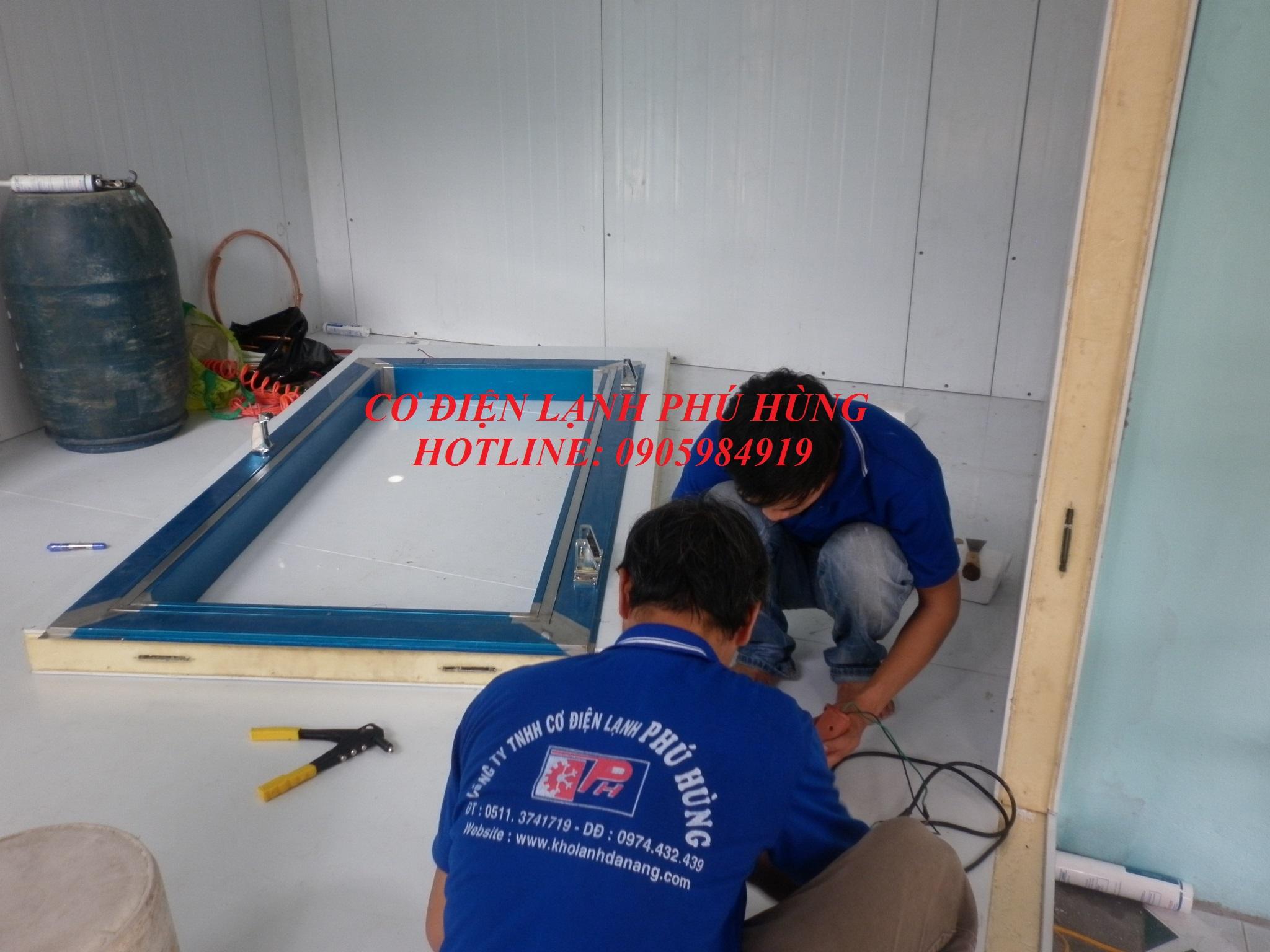 ckP1070952 - Kho lạnh bảo quản cá khô - DNTN Nguyễn Thị Thanh
