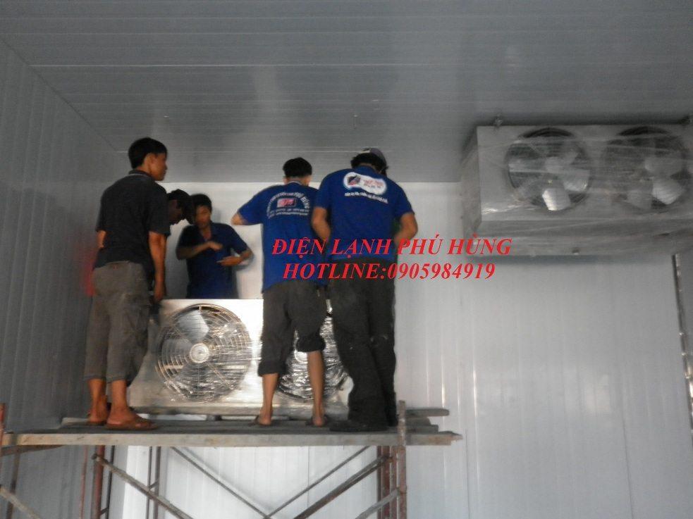 Dàn lạnh công nghiệp Đà Nẵng hsap23