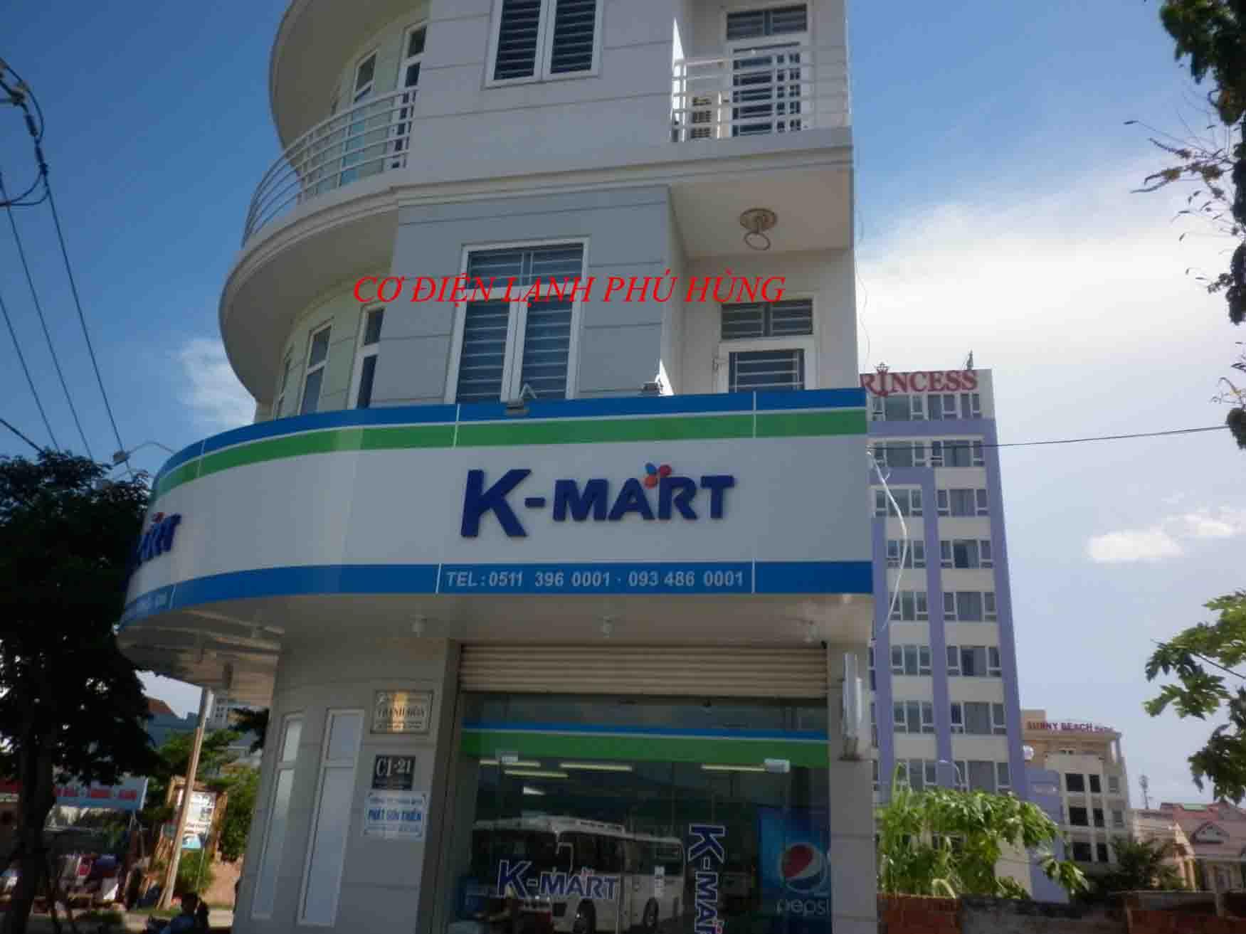 kl kmartP1040804 - Kho lạnh nhà hàng-siêu thị k-mart Đà Nẵng