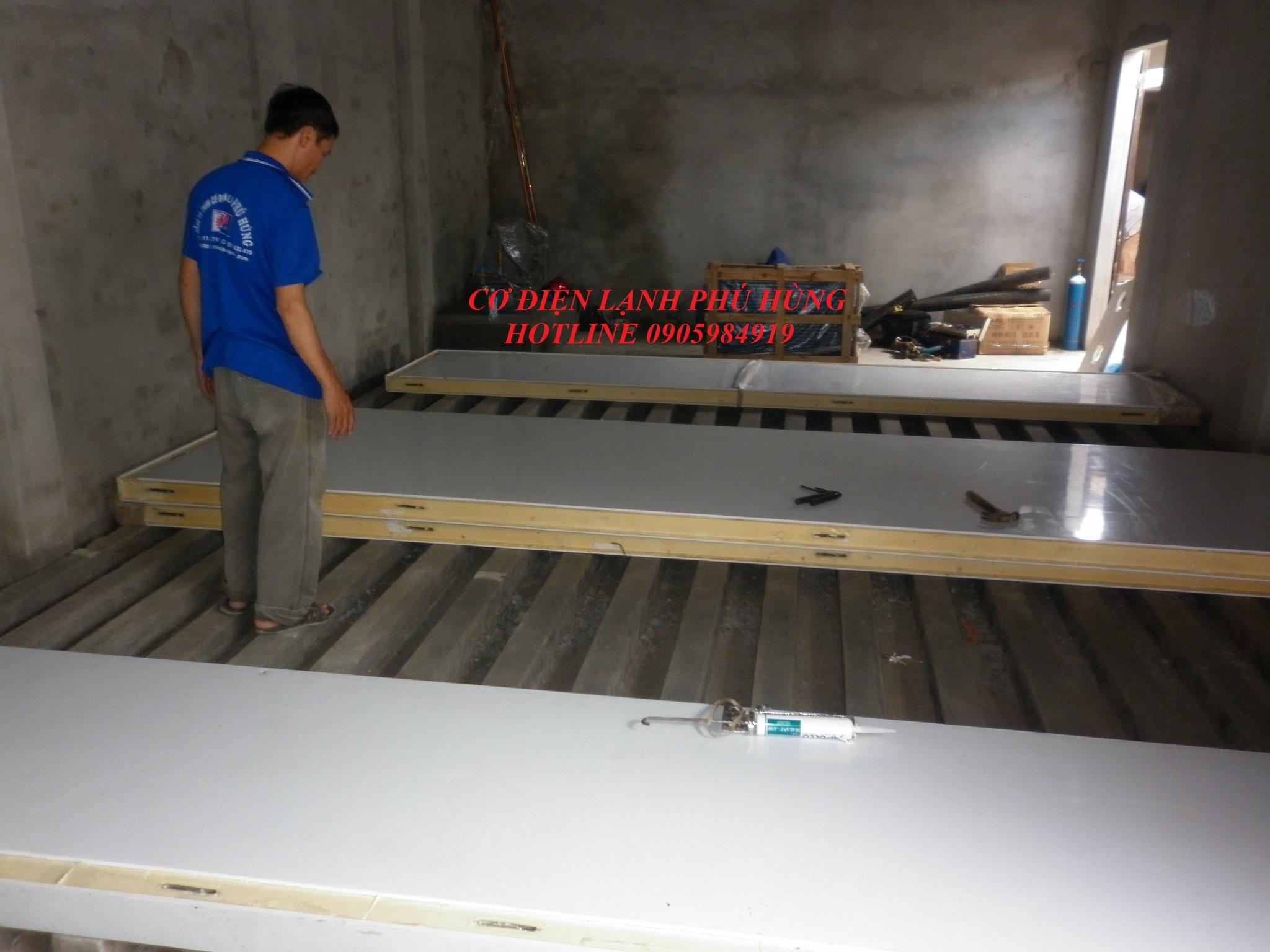 mkah1 - Kho lạnh bảo quản mực khô - DNTN Tống Viết Hùng