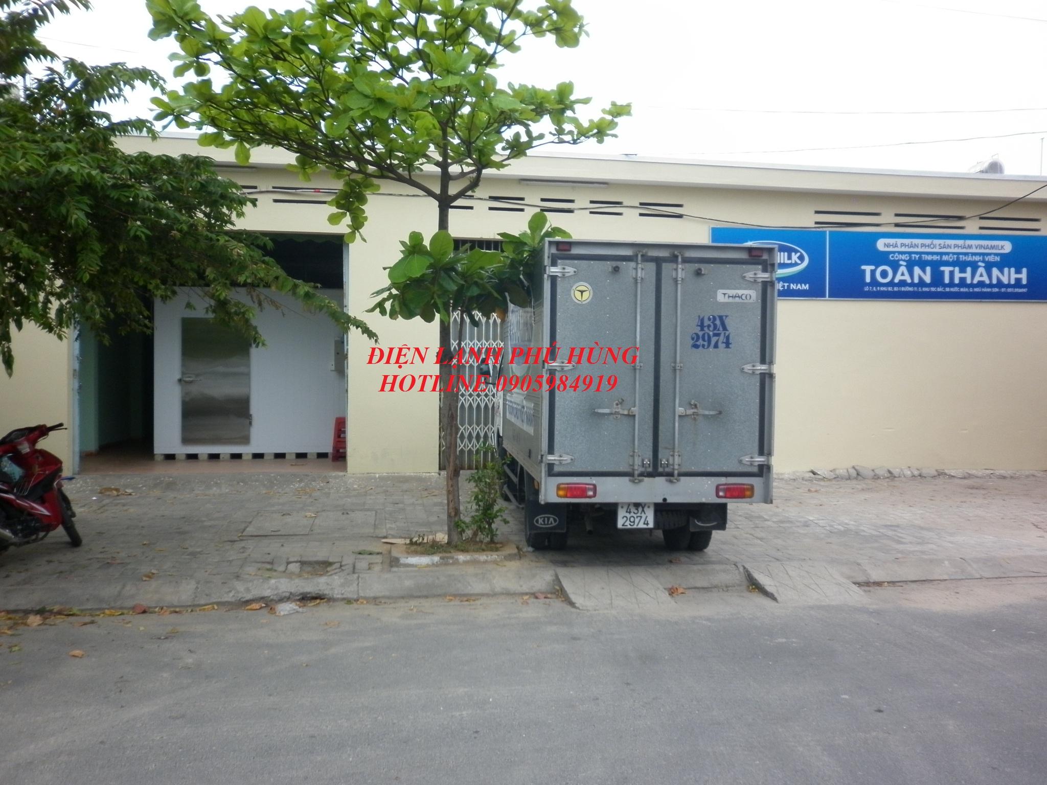 tt1A - Kho lanh bảo quản sữa vinamilk - Cty MTV Toàn Thành