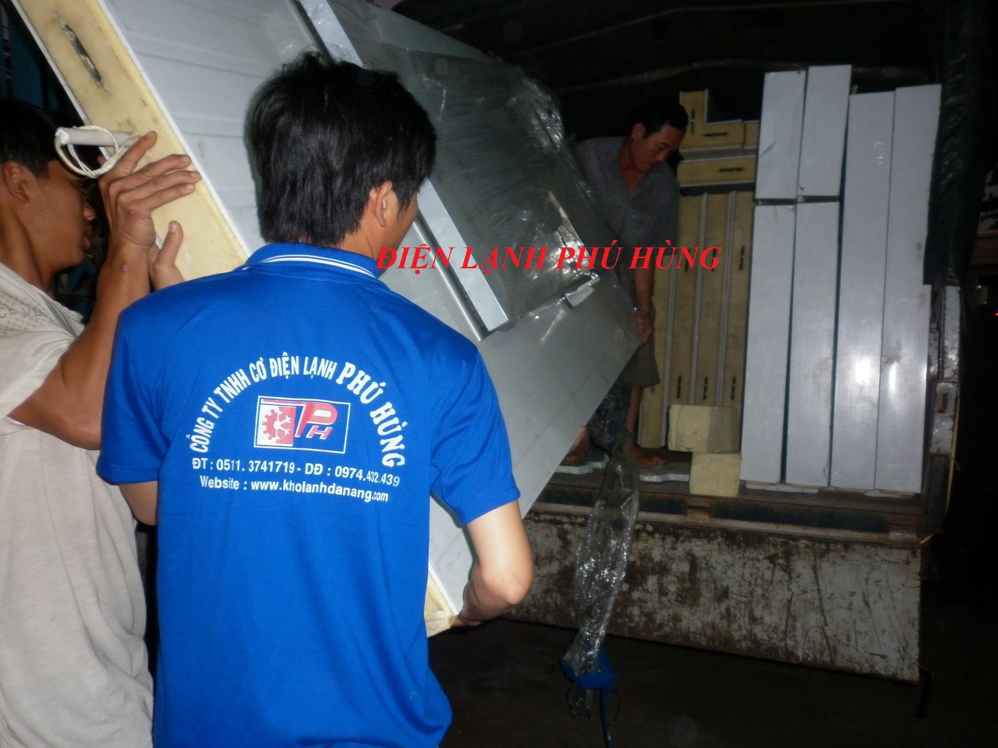vm aaP8 - Kho lạnh bảo quản Sữa Chua tại Tam Kỳ