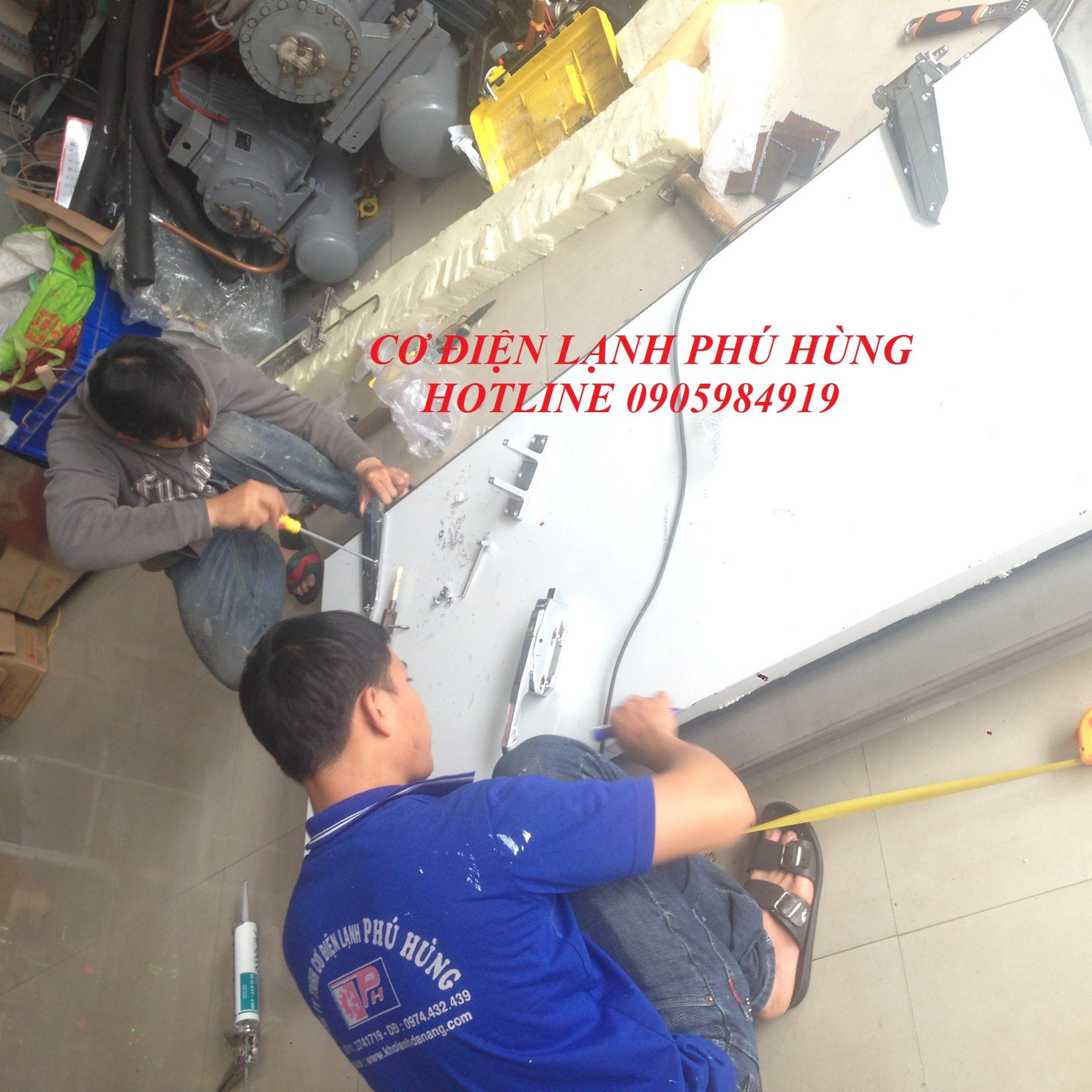 1 1 - Cung cấp cửa cách nhiệt kho lạnh tại Đà Nẵng