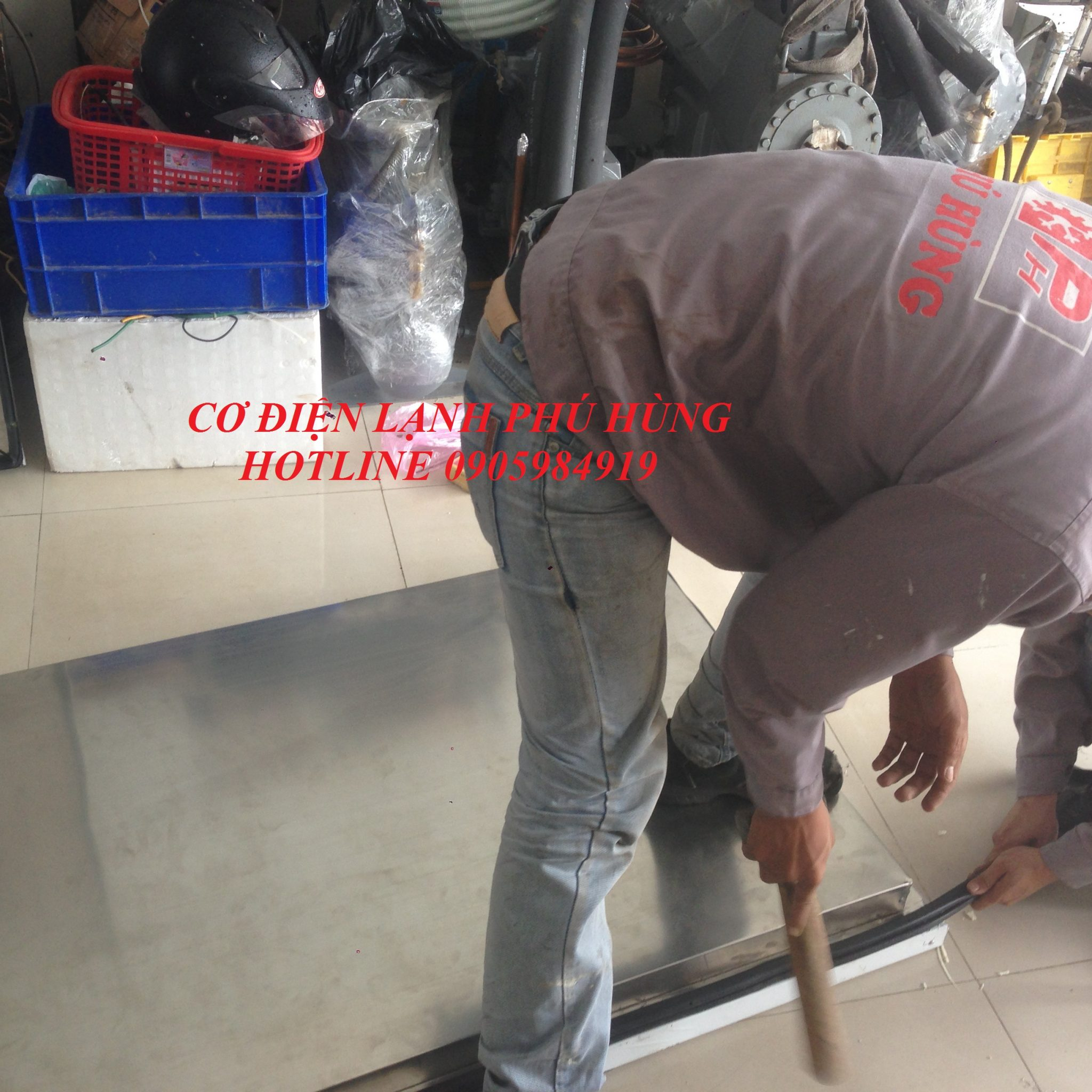 2 - Cung cấp cửa cách nhiệt kho lạnh tại Đà Nẵng