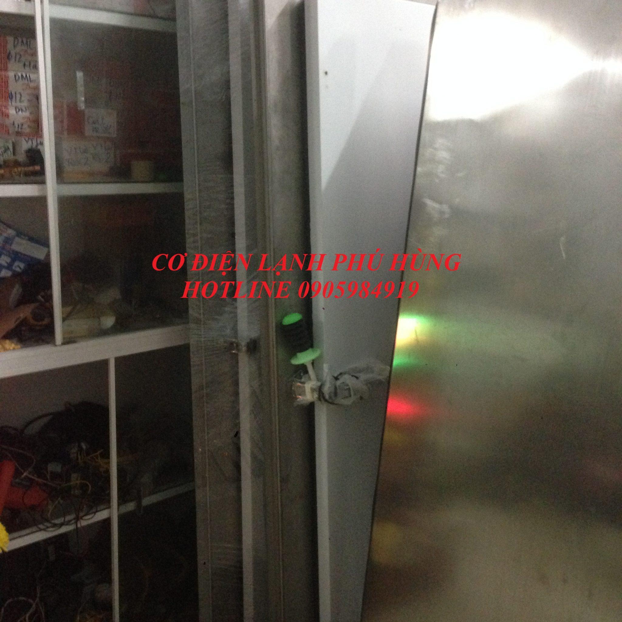 3 1 - Cung cấp cửa cách nhiệt kho lạnh tại Đà Nẵng