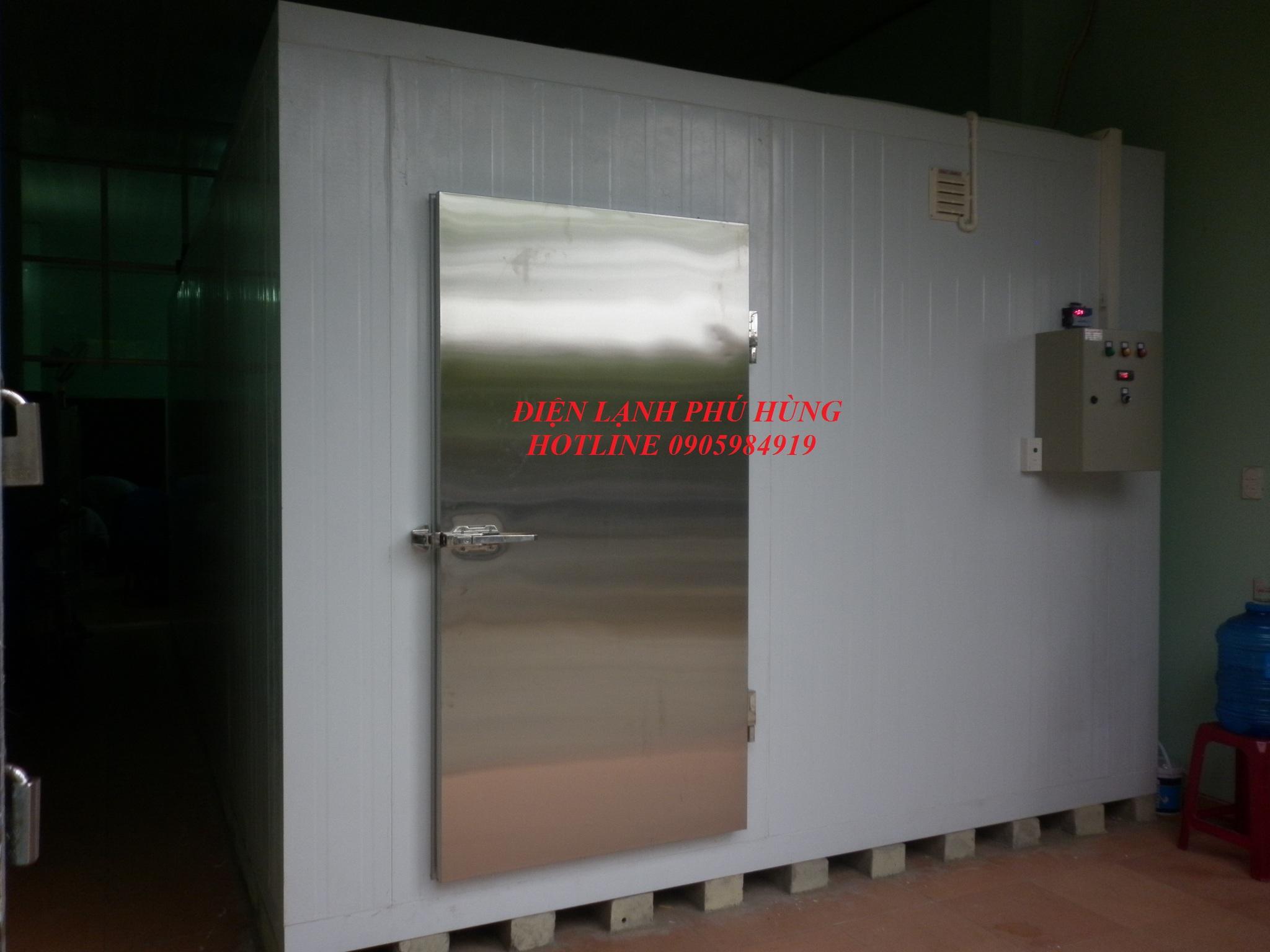 331 - Kho lanh bảo quản sữa vinamilk - Cty MTV Toàn Thành