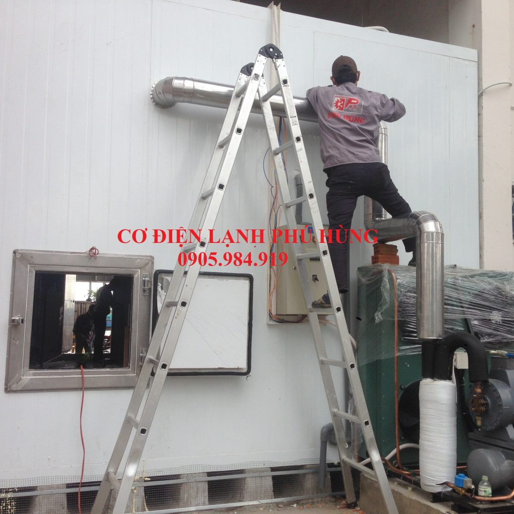 XD 02 1024x1024 - Lắp Kho lạnh bảo quản Cá Đông lạnh tại cảng cá Thọ Quang