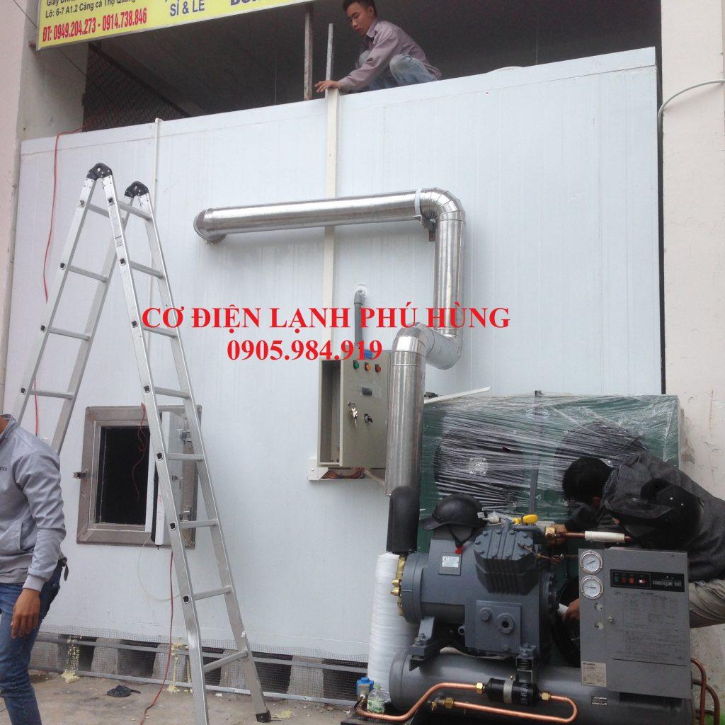 XD 03 1024x1024 - Lắp Kho lạnh bảo quản Cá Đông lạnh tại cảng cá Thọ Quang