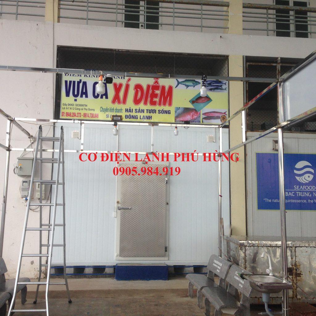 XD 06 1024x1024 - Lắp Kho lạnh bảo quản Cá Đông lạnh tại cảng cá Thọ Quang