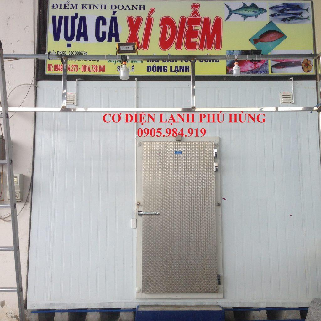 XD 07 1024x1024 - Lắp Kho lạnh bảo quản Cá Đông lạnh tại cảng cá Thọ Quang