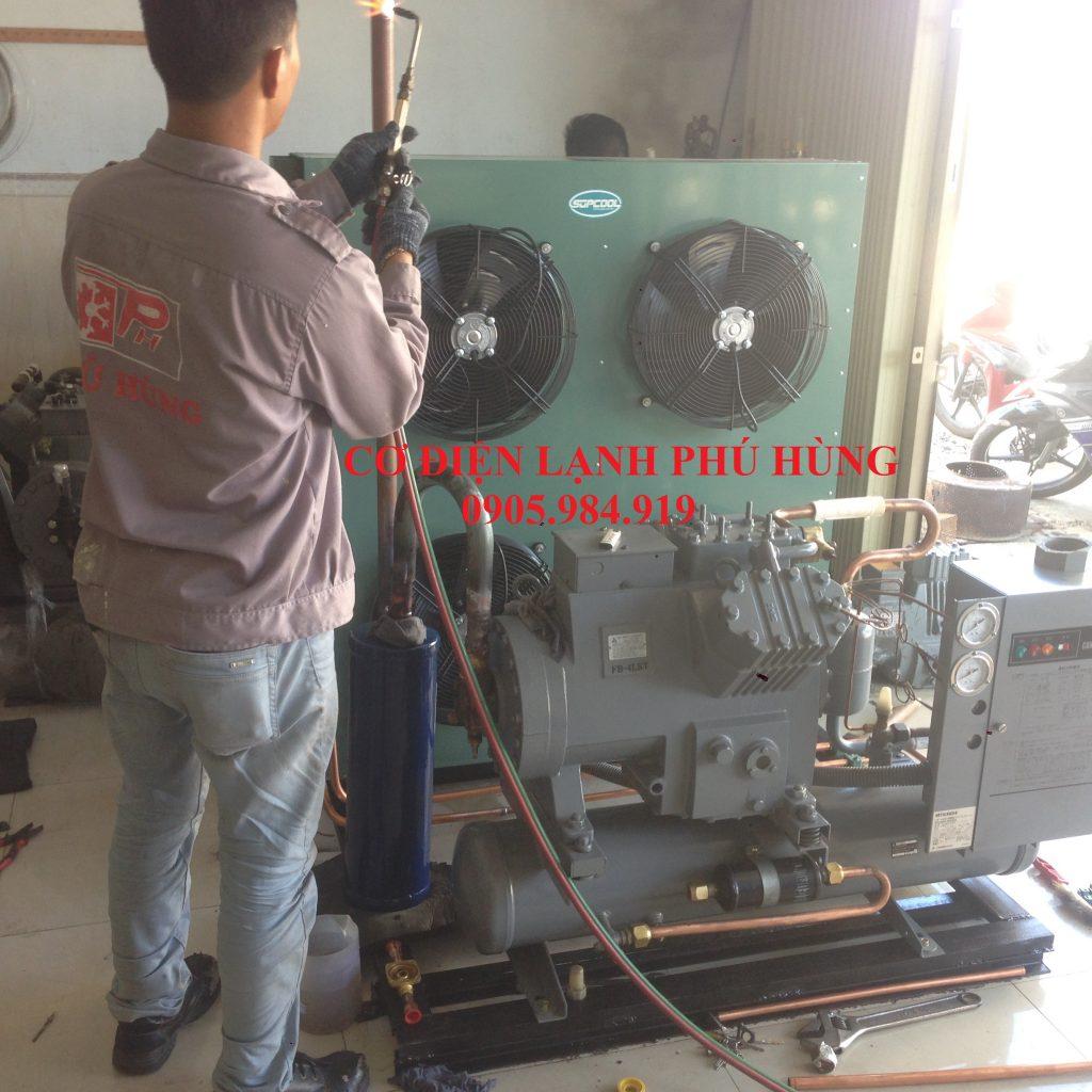 XD 08 1024x1024 - Lắp Kho lạnh bảo quản Cá Đông lạnh tại cảng cá Thọ Quang