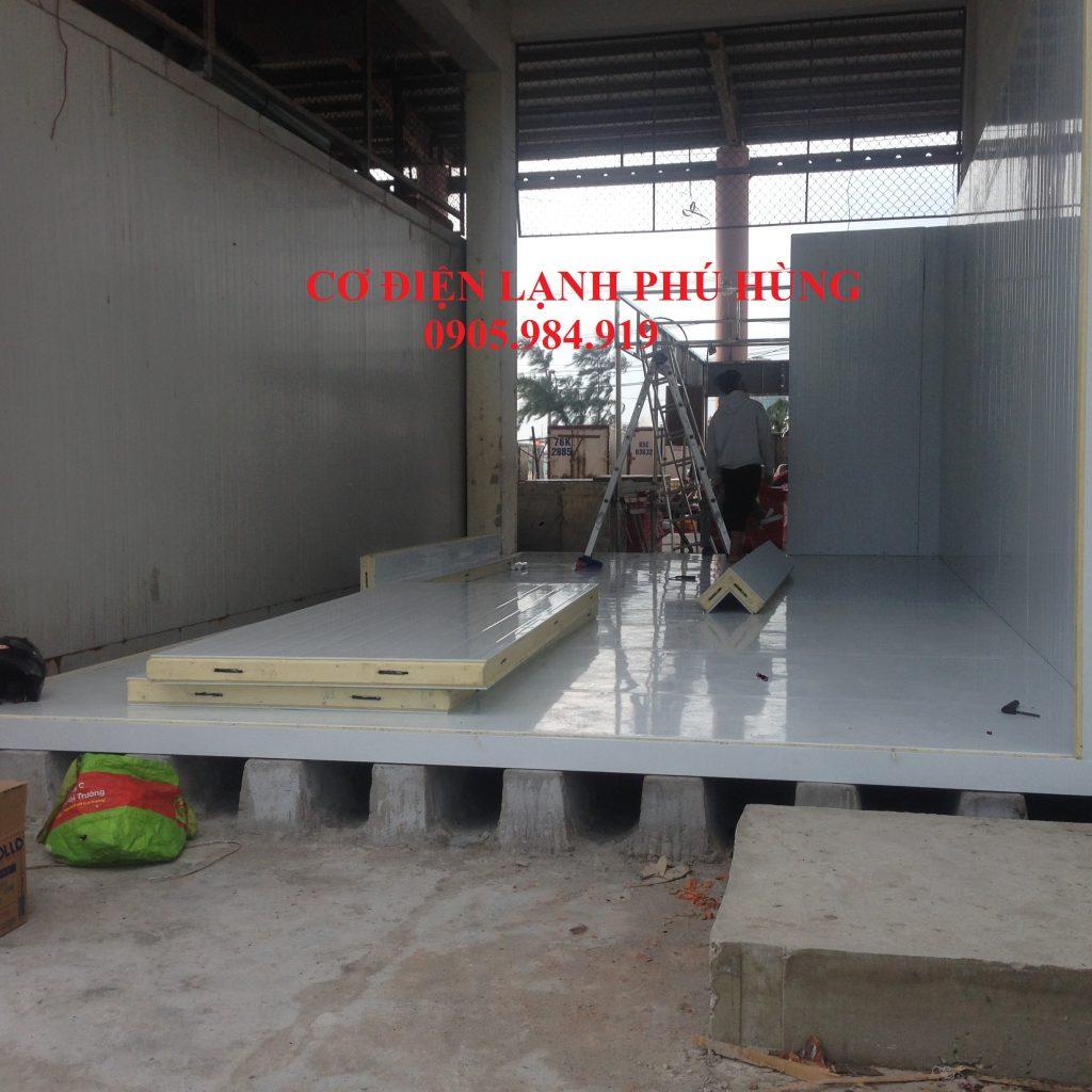 XD 09 1024x1024 - Lắp Kho lạnh bảo quản Cá Đông lạnh tại cảng cá Thọ Quang