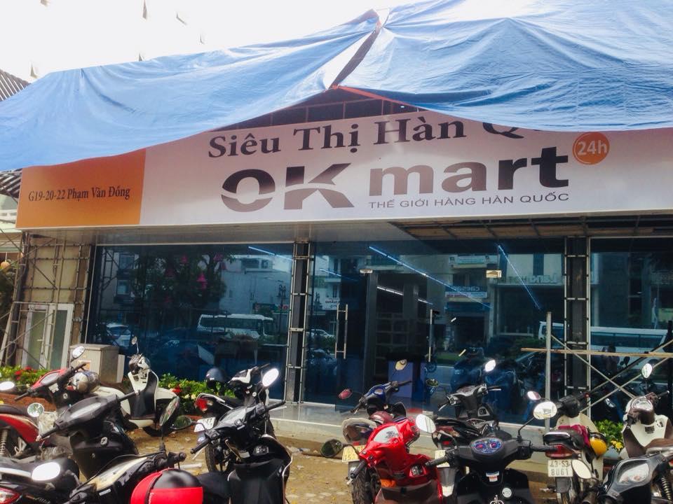 kholanh sieu thi OK Mart1 - Cung cấp lắp đặt kho lạnh tại siêu thị OK MART