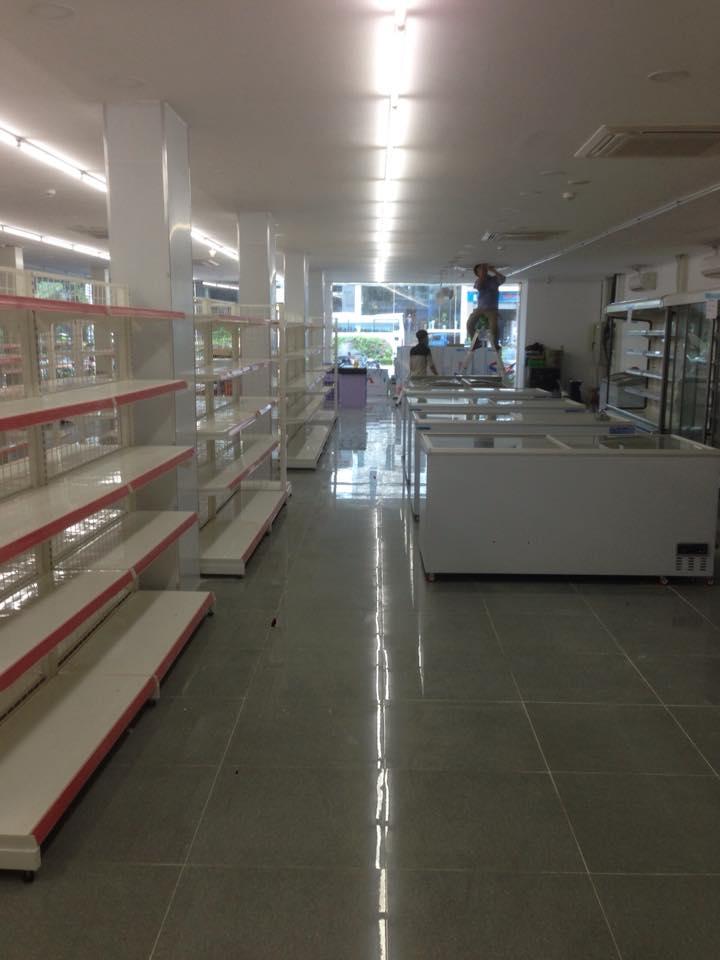 Cung cấp lắp đặt kho lạnh tại siêu thị OK MART
