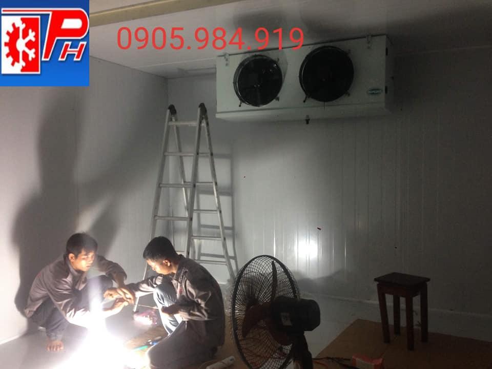 kho lanh thuc pham 3 - Cung Cấp Kho Lạnh Bảo Quản Thực Phẩm Công Ty Nam Việt