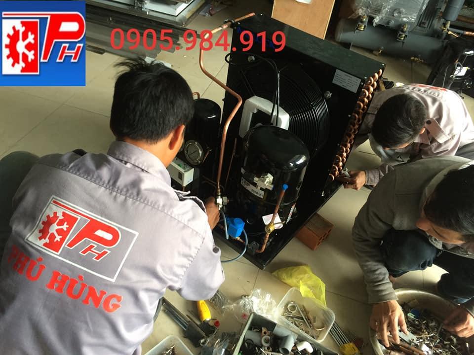 kho lanh thuc pham 4 - Cung Cấp Kho Lạnh Bảo Quản Thực Phẩm Công Ty Nam Việt