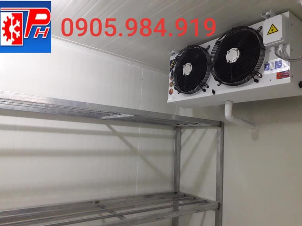 lapkholanh hancook3 - Lắp đặt kho lạnh bảo quản thực phẩm công ty TNHH HanCook