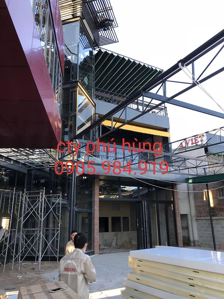 cung cap kho lanh bao quan nha hang han quoc 1 - Cung Cấp Lắp Đặt Kho Lạnh Bảo Quản Cho Nhà Hàng Hàn Quốc