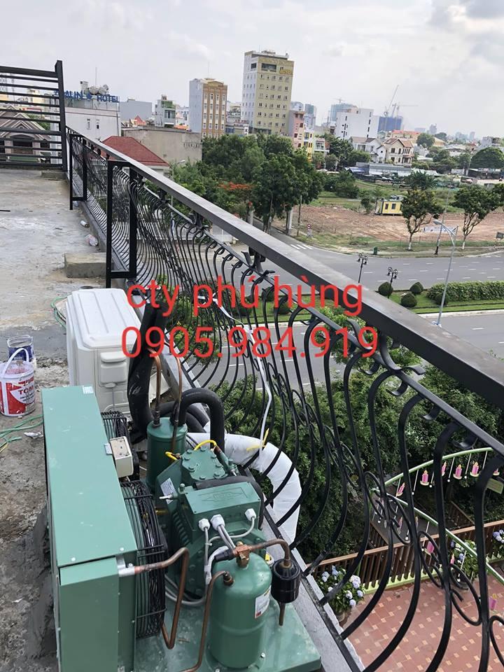 cung cap kho lanh bao quan nha hang han quoc 3 - Cung Cấp Lắp Đặt Kho Lạnh Bảo Quản Cho Nhà Hàng Hàn Quốc