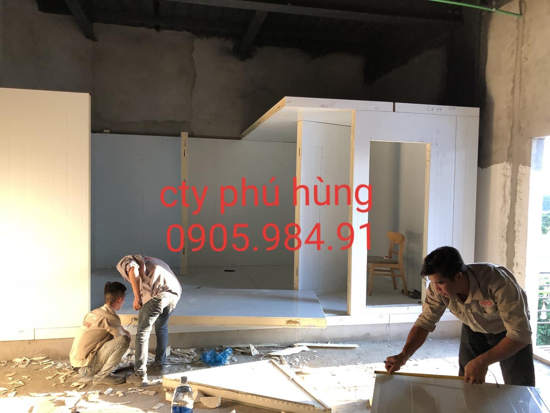 cung cap kho lanh bao quan nha hang han quoc 4 - Cung Cấp Lắp Đặt Kho Lạnh Bảo Quản Cho Nhà Hàng Hàn Quốc