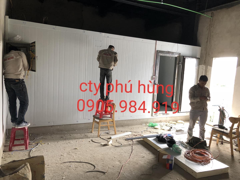 cung cap kho lanh bao quan nha hang han quoc 5 - Cung Cấp Lắp Đặt Kho Lạnh Bảo Quản Cho Nhà Hàng Hàn Quốc