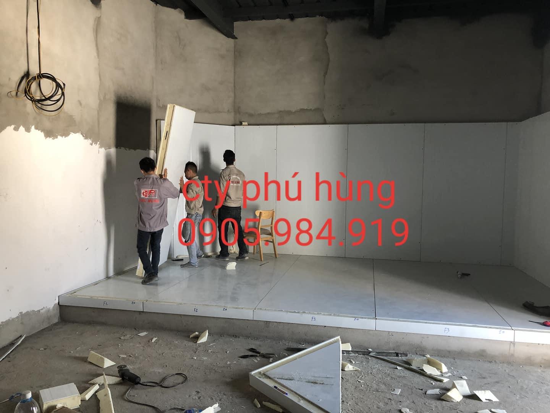 cung cap kho lanh bao quan nha hang han quoc 6 - Cung Cấp Lắp Đặt Kho Lạnh Bảo Quản Cho Nhà Hàng Hàn Quốc
