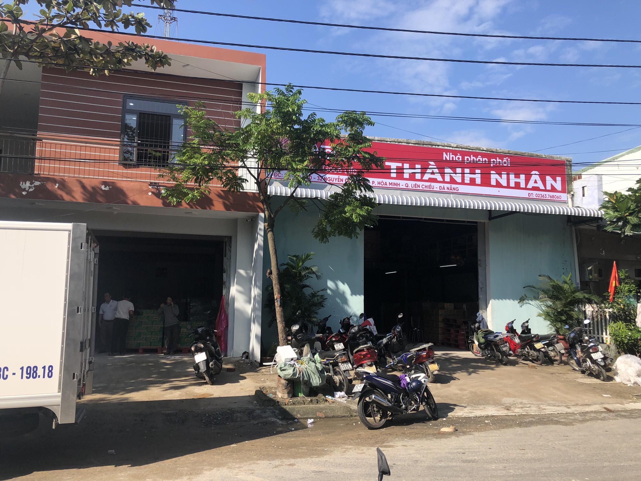 kho kem thanh nhan 7 - Lắp đặt kho lạnh bảo quản kem, công ty Thành Nhân, Đà Nẵng