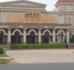 Lắp đặt kho đông, kho mát tại khách sạn 5 sao CROW CASINO Đà Nẵng