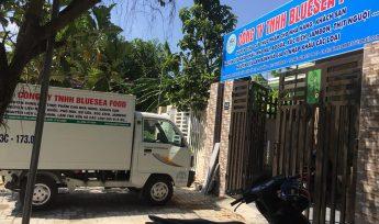 Cung cấp lắp đặt kho lạnh bảo quản thực phẩm tại công ty TNHH BLUESEA FOOD