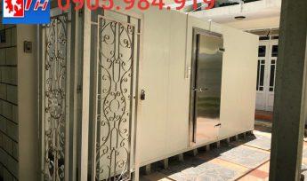 Lắp đặt kho lạnh bảo quản Bia Platinum