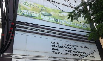 Lắp đặt thi công kho lạnh Ba Hưng Bakery tại Đà Nẵng